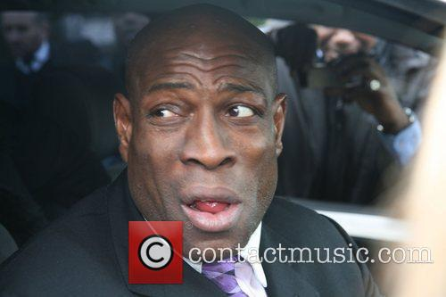Frank Bruno The funeral of the former British...