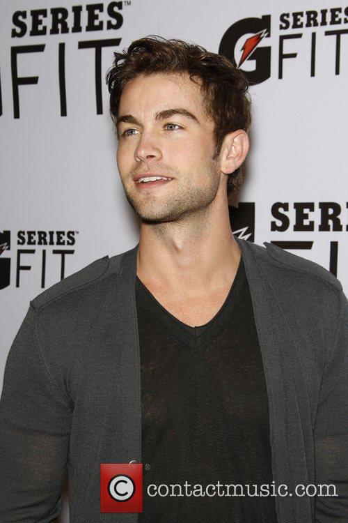 Chace Crawford The Gatorade G Series Fit Launch...
