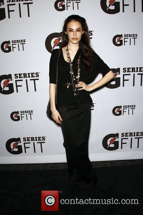 Chloe Bridges The Gatorade G Series Fit Launch...