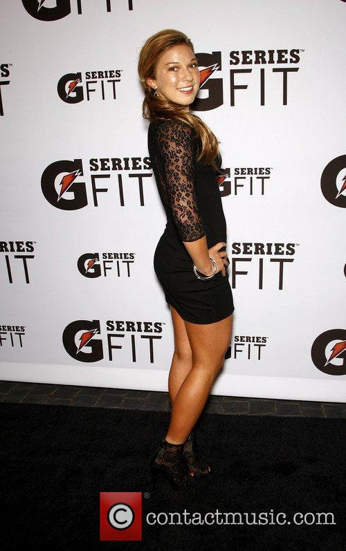 Coco Ho The Gatorade G Series Fit Launch...