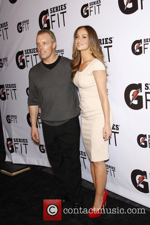Minka Kelly and Gunnar Peterson 3
