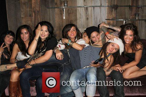 Rachel Rodriguez, Rose Garcia, Whitney Mixter, Francine Beppu,...