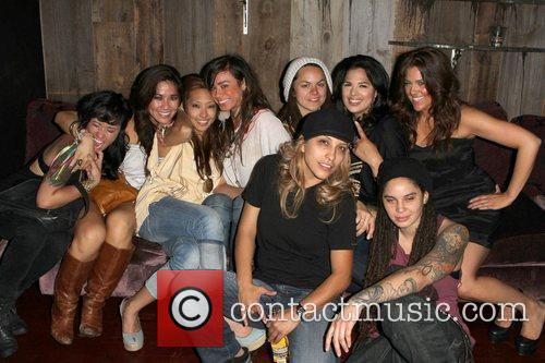 Rachel Rodriguez, Whitney Mixter, Francine Beppu, Sara Bettencourt,...