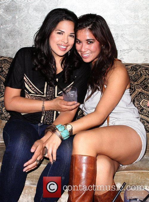 Rose Garcia and Girlfriend Gay Pride 2011 Day...