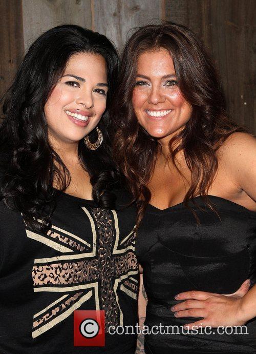 Rose Garcia, Raquel Castaneda Gay Pride 2011 Day...