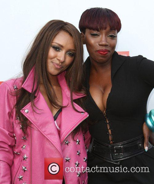 Katerina Graham and Estelle 6