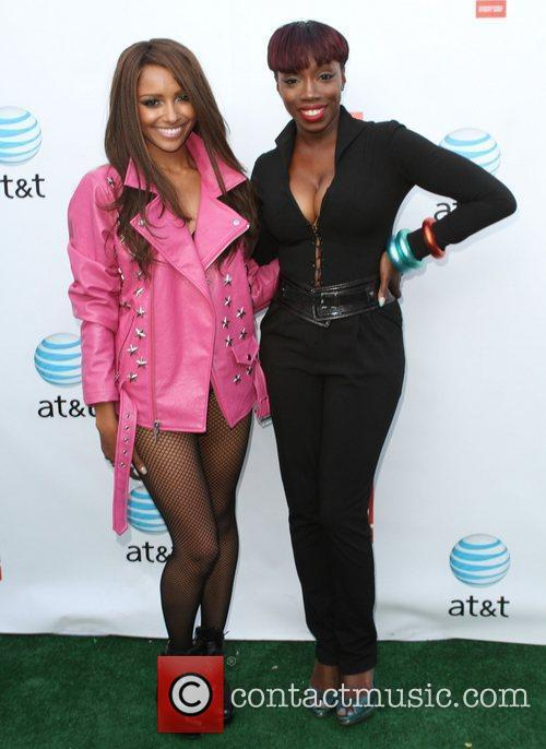 Katerina Graham and Estelle 4