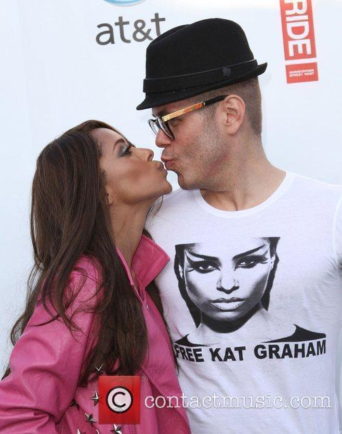 Katerina Graham and Perez Hilton 9