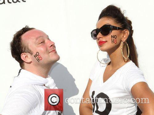 Maya, Mike Killmon Gay Pride 2011 held at...