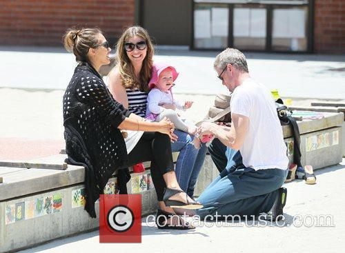 Rebecca Gayheart, Eric Dane and Jessica Alba 5