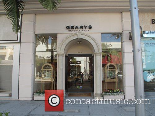 A general view of Gearys Beverly Hills, a...