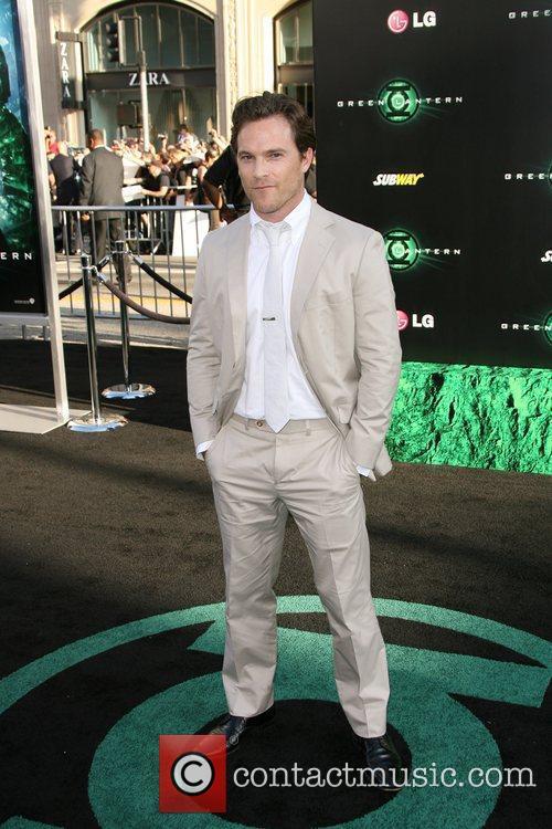 Mike Doyle Los Angeles Premiere of Warner Bros....