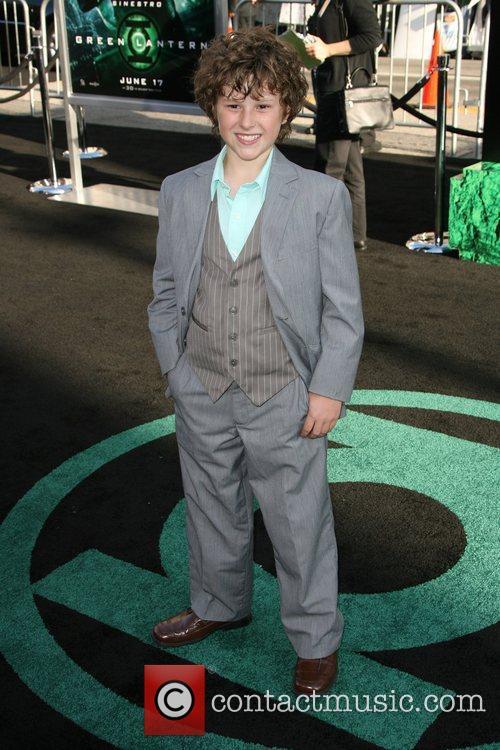 Nolan Gould  Los Angeles Premiere of Warner...