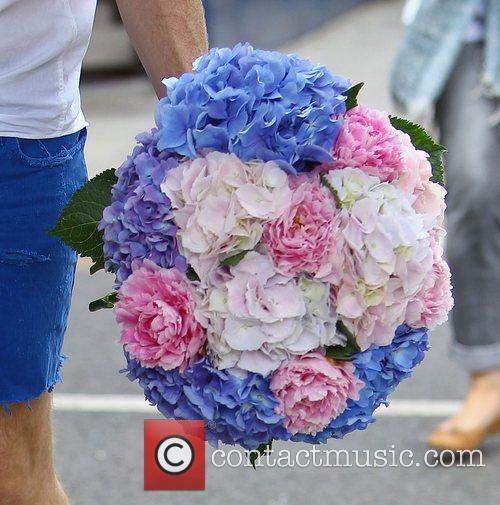 Nick Grimshaw's flowers London, England