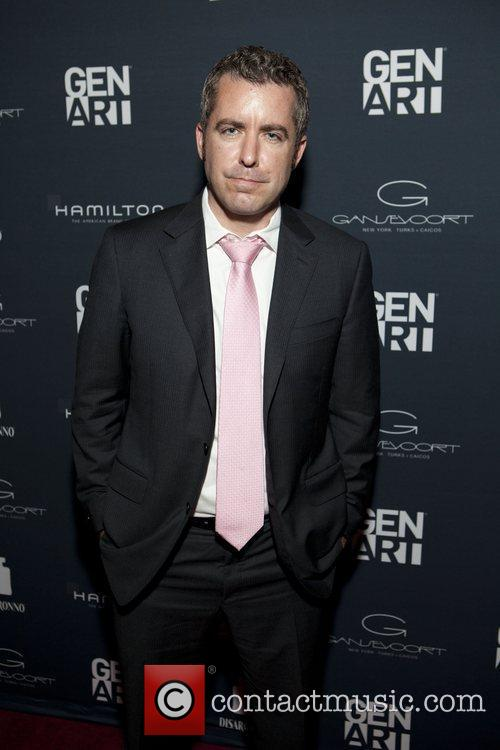 Jason Jones and Ziegfeld Theatre 2