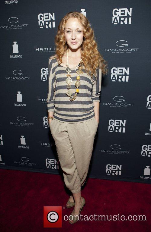 Jennifer Ferrin and Ziegfeld Theatre 1