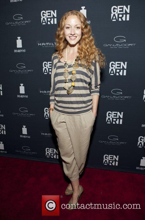 Jennifer Ferrin and Ziegfeld Theatre 2
