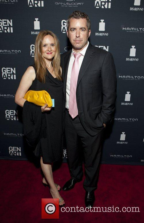 Samantha Bee & Jason Jones  16th Annual...