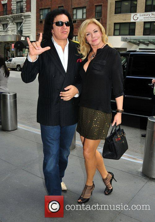 Gene Simmons, Midtown and Shannon Tweed 7