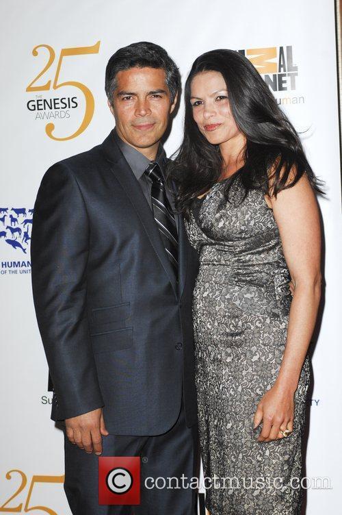 25th Anniversary Genesis Awards held at The Hyatt...