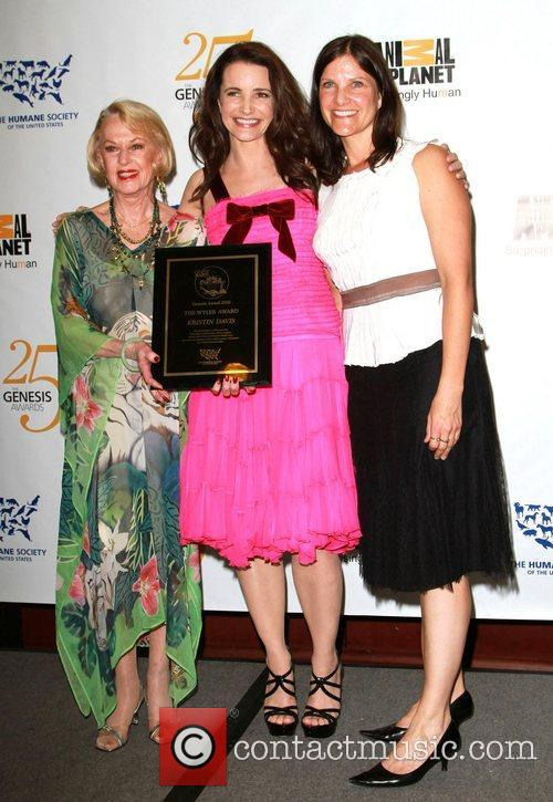 Tippi Hedren and Kristin Davis 2