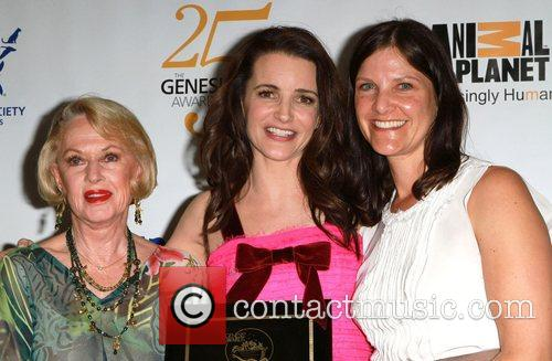 Tippi Hedren and Kristin Davis 10