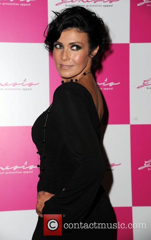Kym Marsh The Genesis Breast Cancer Prevention Appeal...
