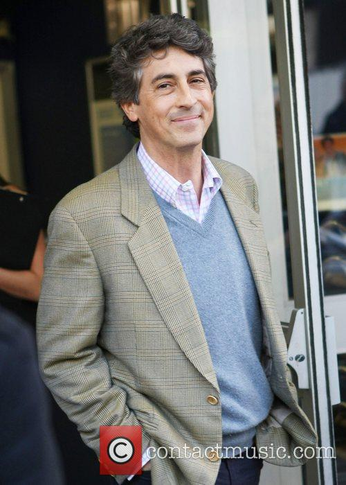 Alexander Payne at the Odeon Leicester Square