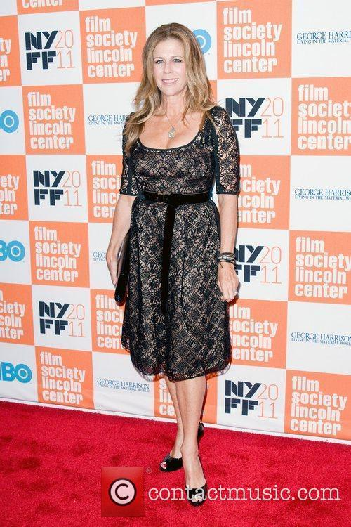 Rita Wilson  HBO documentary screening of 'George...