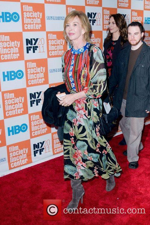 Trudie Styler  HBO documentary screening of 'George...