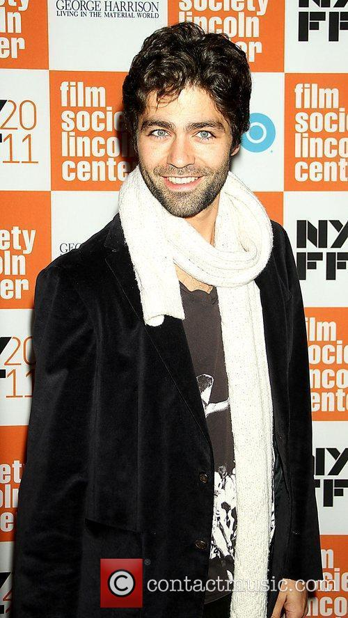 Adrian Grenier  HBO documentary screening of 'George...