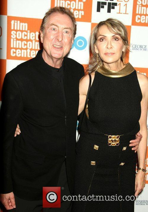 Eric Idle, Tania Kosevich  HBO documentary screening...