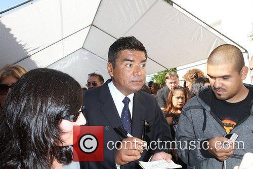 George Lopez, Guests George Lopez Auditorium dedication ceremony...