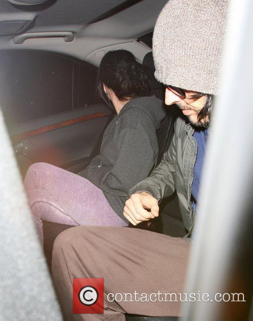Katy Perry and Russell Brand 2