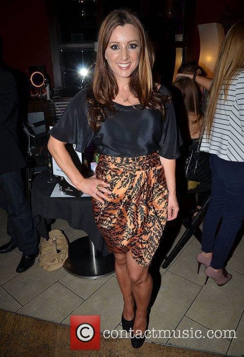 Sinead Desmond at the 'Catwalk To Kilimanjaro' fundraiser...