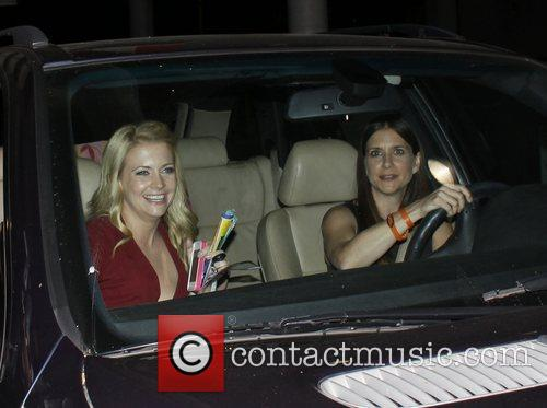 Melissa Joan Hart leaves 'Get Lucky for Lupus...