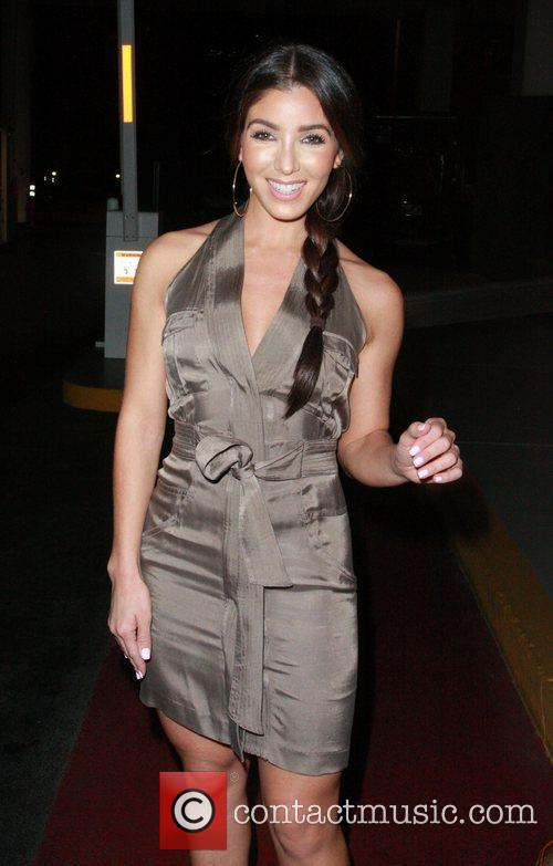 Melissa Molinaro leaves 'Get Lucky for Lupus LA!'...