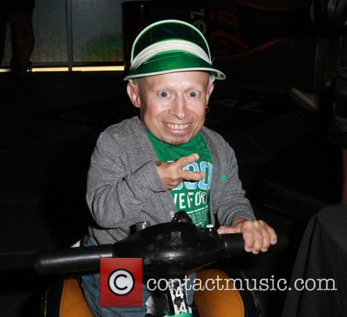 Verne Troyer 'Get Lucky for Lupus LA!' poker...