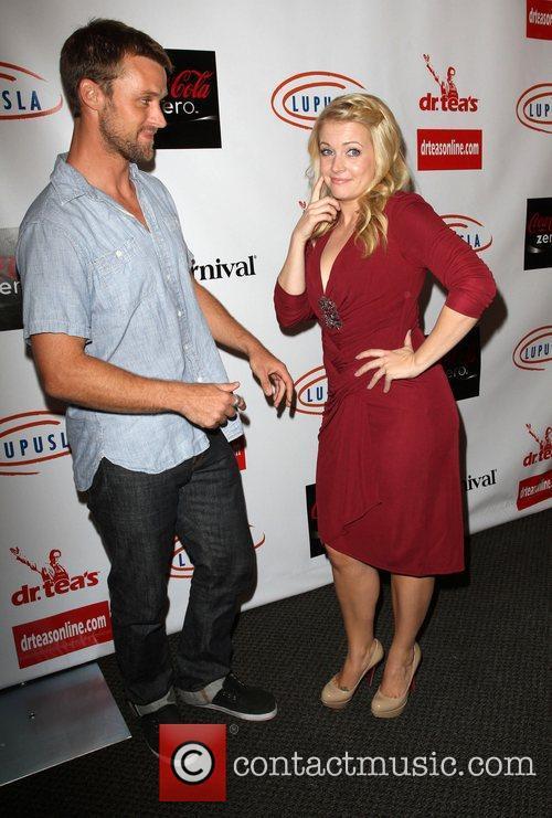 Jesse Spencer and Melissa Joan Hart 1