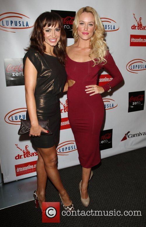 Karina Smirnoff and Peta Murgatroyd 5