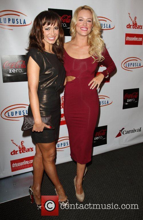 Karina Smirnoff and Peta Murgatroyd 3
