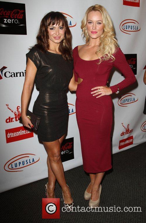 Karina Smirnoff and Peta Murgatroyd 6