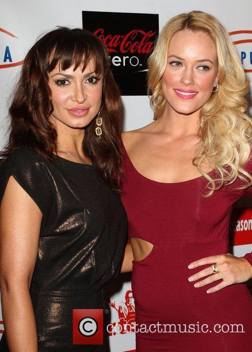 Karina Smirnoff and Peta Murgatroyd 2