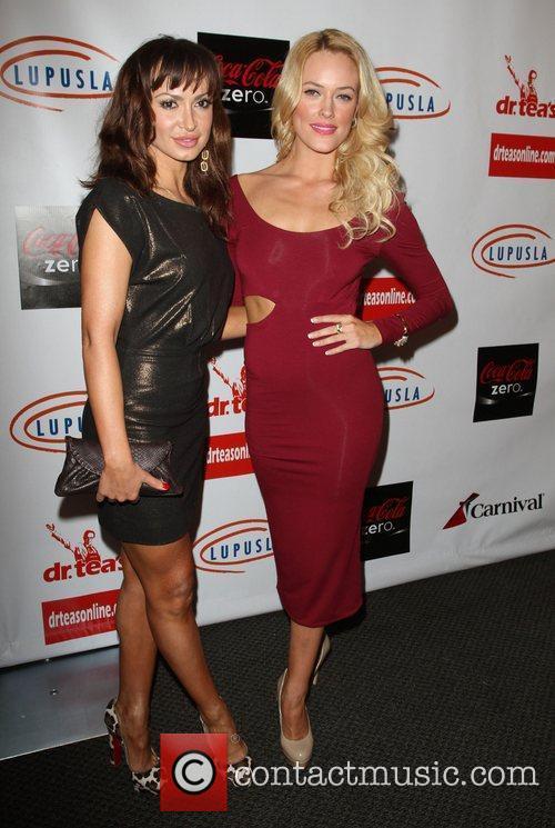 Karina Smirnoff and Peta Murgatroyd 7