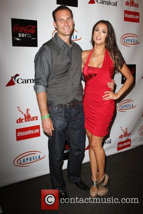 Katie Cleary and husband Andrew Stern looked Get...