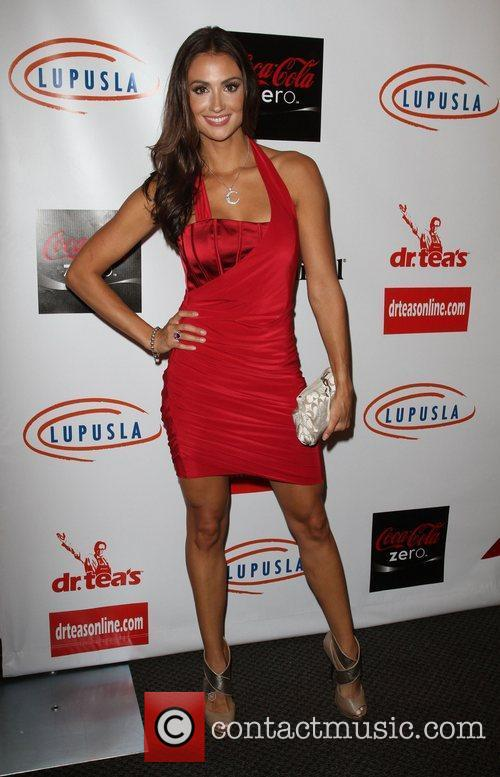 Katie Cleary Get Lucky for Lupus LA! at...