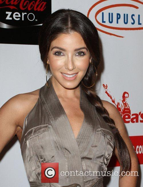 Melissa Molinaro Get Lucky for Lupus LA! at...