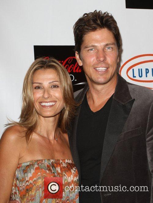 Michael Trucco and Sandra Hess Get Lucky for...