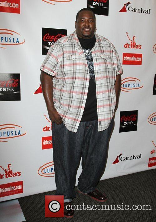 Quinton Aaron Get Lucky for Lupus LA! at...