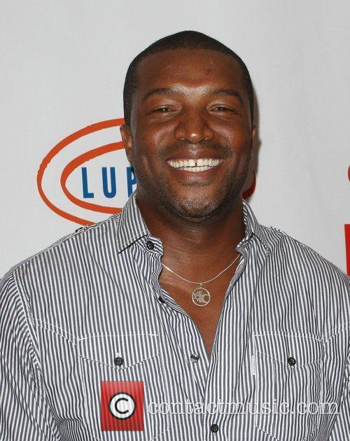 Roger Cross Get Lucky for Lupus LA! at...